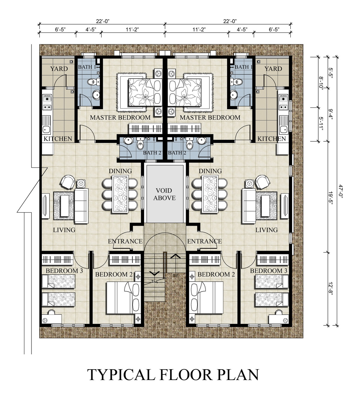 Townhouse floor plan 28 images the gilded age era for Townhouse design